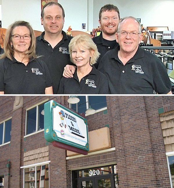 Floors & More Abbey Carpets has been the premier floor covering showplace in Great Falls since 1990.