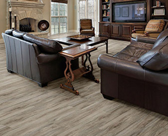 Congoleum Triversa - the new generation of luxury plank flooring. Come by Floors & More Abbey Flooring today to learn more!