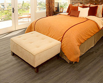 Triversa's unique construction provides a durable surface that is easy to clean and resists wear. Come by Floors & More Abbey Flooring today to learn more!
