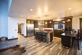 Floors & More Abbey Flooring has completed many luxury residential projects.  Come see some of our amazing work today!